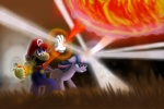 cartoon crossover equine female feral fire fluttershy_(mlp) friendship_is_magic horn horse human magic male mammal mario mario_bros my_little_pony nintendo pony s216barber twilight_sparkle_(mlp) unicorn video_games   Rating: Safe  Score: 2  User: slyroon  Date: May 02, 2013
