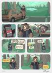 anthro bear cellphone comic detailed_background hi_res male mammal outside phone speech_bubble st.boogie vehicle  Rating: Safe Score: 6 User: Pokelova Date: May 05, 2016