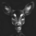 2016 cervine coonkun deer female mammal monochrome soloRating: SafeScore: 1User: TonyLemurDate: February 21, 2017