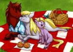 arthropod basket blanket butterfly cartoonlion cub derpy_hooves_(mlp) dinky_hooves_(mlp) equine eyes_closed fan_character female feral food friendship_is_magic grass group horn horse insect lying mammal muffin my_little_pony open_mouth pegasus picnic pony rum_chaser sitting unicorn wings young   Rating: Safe  Score: 6  User: WhiteWhiskey  Date: October 04, 2014