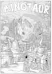 ambiguous_gender black_and_white comic furronika greyscale humanoid minotaur monochrome solo   Rating: Safe  Score: 5  User: shotyourdog  Date: July 07, 2012