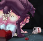 <3 ahegao all_fours anal anal_penetration animal_genitalia anus backsack balls bestiality big_butt bottomless breasts butt canine canine_penis clothed clothing crossdressing crying cum cum_drip cum_explosion cum_in_ass cum_inside cum_on_butt cum_on_ground cum_pool cum_while_penetrated cumshot dog doggystyle dripping duo erection eye_roll feral forced from_behind fucked_silly girly half-dressed hands-free huge_butt huge_penetration human human_on_feral interspecies knot knotting large_penetration legwear lube majalis male male/male mammal nipples open_mouth orgasm overflow penetration penis pigtails rape sex shirt stockings tank_top tears thick_thighs thigh_highs tongue voluptuous wide_hips  Rating: Explicit Score: 28 User: anon1234 Date: February 03, 2011