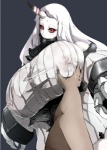 big_breasts breast_grab breasts duo erect_nipples faceless_male female hair horn huge_breasts humanoid hybrid ironblood-kurosuke kantai_collection lactating looking_down machine male milk monster nipples red_eyes seaport_princess white_hair  Rating: Questionable Score: 5 User: Pasiphaë Date: July 10, 2015