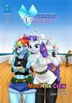2014 anthro anthrofied applejack_(mlp) blonde_hair blue_eyes blue_feathers blue_fur blush boat clothing comic cowboy_hat diamond earth_pony equine feathers female fingerless_gloves friendship_is_magic fur glass gloves group gun hair hat holster horn horse looking_at_viewer mammal martini_glass multicolored_hair my_little_pony nail_polish necklace pegasus pia-sama pony purple_eyes purple_hair rainbow_dash_(mlp) rainbow_hair ranged_weapon rarity_(mlp) rope ship shorts skull_and_crossbones tattoo unicorn vehicle weapon wings  Rating: Safe Score: 9 User: 2DUK Date: August 25, 2014