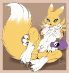 2015 breasts digimon female firefly8083 nipples nude pussy renamon solo  Rating: Explicit Score: 49 User: RioluKid Date: August 21, 2015