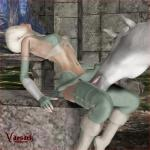 3d bestiality blonde_hair cunnilingus duo elf equine female feral hair horn humanoid interspecies male male/female mammal navel oral sex unicorn vaesark vaginal   Rating: Explicit  Score: 6  User: lilicalover  Date: April 10, 2014