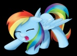 blue_feathers cutie_mark equine eyes_closed feathered_wings feathers female feral friendship_is_magic hair mammal multicolored_hair multicolored_tail my_little_pony open_mouth pegasus rainbow_dash_(mlp) rainbow_hair rainbow_tail solo wings xduststarx yawn  Rating: Safe Score: 9 User: QuetzalcoatlColorado Date: April 24, 2016