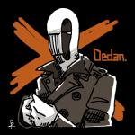 adsnk clothed clothing dedan fully_clothed gloves humanoid looking_at_viewer male monster monstrous_humanoid not_furry off_(game) pale_skin portrait simple_background solo teeth text trenchcoatRating: SafeScore: 1User: Alm-PeDate: February 13, 2017