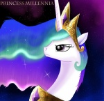 2012 crown english_text equine female feral friendship_is_magic frown fur hair horn mammal multicolored_hair my_little_pony nightshroud princess_celestia_(mlp) purple_eyes sky solo star sun text white_fur winged_unicorn wings  Rating: Safe Score: 1 User: ConsciousDonkey Date: January 15, 2016