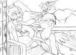 avian baby children eraclea family father gryphon incest julian_windfeather m-p-l mother parent paws pregnant sleeping young   Rating: Safe  Score: 4  User: Eraclea  Date: March 06, 2015