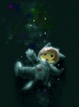 astronaut cat cub feline hi_res male mammal nishiko24 solo sparkle young  Rating: Safe Score: 9 User: Riversyde Date: December 03, 2010