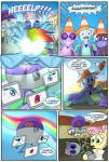 comic equestria equine fallout fallout_equestria fluttershy_(mlp) friendship_is_magic machine madmax mammal mechanical my_little_pony rainbow_dash_(mlp) rarity_(mlp) robot safe sweetie_bot   Rating: Safe  Score: 2  User: alfredofroylan  Date: April 21, 2014