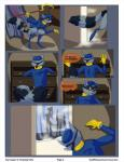anthro breasts canine carmelita_fox comic fox mammal raccoon recurrent shower sly_cooper sly_cooper_(series) twisting_tails_(comic) voyeur  Rating: Questionable Score: 4 User: Recurrent Date: April 03, 2015