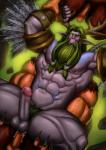 abs antlers balls beard biceps big_muscles blood cum dilf elf erection facial_hair glaws group group_sex hair horn humanoid long_ears long_hair male male/male malfurion_stormrage muscles navel night_elf nipples nude pecs penis penis_vein satyr sex threesome toned vein veiny_penis video_games warcraft world_of_warcraft zelo_lee 黄金の大猫   Rating: Explicit  Score: 10  User: syrmat  Date: April 25, 2014