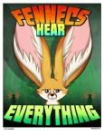 2012 ambiguous_gender big_ears canine english_text fennec feral fox humor looking_at_viewer mammal marymouse poster propaganda solo text  Rating: Safe Score: 23 User: TonyLemur Date: April 14, 2012