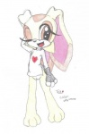 <3 anthro cream_the_rabbit cute female innocenttazlet one_eye_closed open_mouth pose solo sonic_(series) wink  Rating: Explicit Score: 3 User: Chibi_Tiger Date: December 12, 2009