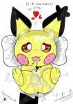 <3 absurd_res anus butt cub cum cum_in_pussy cum_inside excessive_cum female feral hi_res loli looking_at_viewer mammal nintendo pichu pillow pokeartmaster95 pokémon pussy rodent simple_background solo tongue video_games young