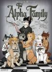 alpha_and_omega anthro canine eve female feral garth graffiti humphrey hutch kate lilly male swastika the_addams_family winston wolf wolfjedisamuel   Rating: Safe  Score: 8  User: UniversalLionsgate89  Date: January 09, 2013