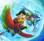 ambiguous_gender avian chibi chubby cute female feral flying group ho-oh human legendary_pokémon lugia male mammal nintendo outside pokémon ry-spirit spread_wings unknown_character video_games wings  Rating: Safe Score: 7 User: slyroon Date: December 20, 2014