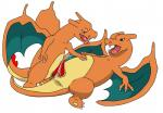 blue_eyes blush charizard dragon duo fire frottage male male/male nintendo penis plain_background pokémon precum scalie sex sfbwd tongue video_games  Rating: Explicit Score: 1 User: Zest Date: April 10, 2015""