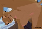 anthro anthrofied breasts butt clitoris disney feline female lion looking_at_viewer low-angle_shot mammal nipples nude pussy sarabi smile solo steven_stagg the_lion_king vagabundo worm's-eye_view  Rating: Explicit Score: 28 User: APimpFromBuffalo Date: December 19, 2013