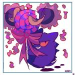 ambiguous_gender bow candy food gastly gengar ghost licking lollipop nintendo one_eye_closed pokémon red_sclera smile spirit teeth tongue tongue_out video_games 蠢毛   Rating: Safe  Score: 1  User: DeltaFlame  Date: February 22, 2015