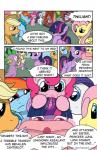 2014 applejack_(mlp) blonde_hair blue_eyes blue_fur comic cutie_mark donzatch door dragon english_text equine female feral fluttershy_(mlp) friendship_is_magic fur green_eyes group hair horn house letter magic male mammal multicolored_hair my_little_pony orange_fur pegasus pink_fur pink_hair pinkie_pie_(mlp) princess purple_eyes purple_fur purple_hair rainbow_dash_(mlp) rainbow_hair rarity_(mlp) reading royalty scalie scroll spike_(mlp) text tree twilight_sparkle_(mlp) unicorn white_fur window winged_unicorn wings yellow_fur   Rating: Safe  Score: 5  User: EurynomeEclipseVII  Date: May 22, 2014
