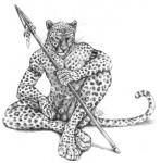blotch feline jaguar male mammal solo   Rating: Explicit  Score: 1  User: Vinea  Date: March 12, 2014