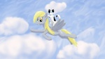 ambiguous_gender arrkhal cat cloud cloudscape cutie_mark derpy_hooves_(mlp) equine feline female feral flying friendship_is_magic mammal my_little_pony outside pegasus sky wings  Rating: Safe Score: 0 User: Arrkhal Date: January 04, 2012