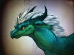 2012 ambiguous_gender bust_portrait countershading dragon ear_tuft fangs feral fur green_countershading hair horn mane portrait red_eyes scalie seylyn signature silver_hair smile solo teal_scales tuft yellow_scleraRating: SafeScore: 14User: MaraxxusDate: November 14, 2012