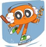 clothing cloudyshin_(artist) cub darwin_watterson earmuffs fish food ice_skates male marine snack the_amazing_world_of_gumball young  Rating: Safe Score: 1 User: satoshi666 Date: November 07, 2015