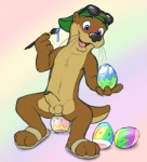 anal anal_penetration balls blush cobalthusky easter easter_egg egg erection hat holidays male mammal mascot mustelid otter penetration penis solo uncut   Rating: Explicit  Score: 14  User: Pokelova  Date: April 02, 2013