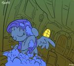 2013 absurd_res animated blue_eyes bottle brown_hair door duo equine female feral fluttershy_(mlp) friendship_is_magic hair hair_dye hi_res jowybean mammal multicolored_hair my_little_pony pegasus purple_eyes rainbow_dash_(mlp) rainbow_hair soap surprise water window wings  Rating: Safe Score: 3 User: 2DUK Date: November 08, 2013