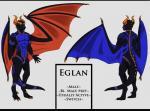 2016 dragon eglan gureii horn male model_sheet nude ornament reptile scalie slit smile smirk solo stripes wingsRating: QuestionableScore: 2User: EglanDate: September 27, 2016
