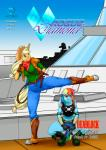2015 anthro applejack_(mlp) comic cover duo earth_pony english_text equine female friendship_is_magic gun horse mammal my_little_pony pegasus pia-sama pony rainbow_dash_(mlp) ranged_weapon text weapon wings  Rating: Safe Score: 7 User: Robinebra Date: November 28, 2015