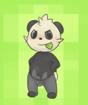 balls bear condom flaccid male nintendo pancham panda penis pokémon solo standing video_games   Rating: Explicit  Score: 5  User: zekromlover  Date: June 08, 2013