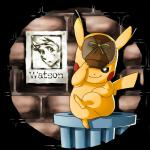 2016 ambiguous_gender detective_pikachu english_text feral hat long_ears mammal nintendo photo pikachu pokémon rodent smile solo text video_games ナエトル大佐  Rating: Safe Score: 5 User: Cαnε751 Date: April 23, 2016