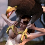 3d avian big_breasts bird breasts canis3 eagle female feral human interspecies mammal merilyn peril   Rating: Questionable  Score: 2  User: Canis3  Date: May 26, 2015
