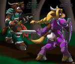 2015 anthro armor blonde_hair bovine braided_hair brown_hair catmonkshiro clothing crossbow diaper duo female forest fur gem gender_transformation hair hooves horn male mammal melee_weapon necklace pheagle philadelphia_eagles ranged_weapon shield sword tauren transformation tree uniform video_games warcraft weapon world_of_warcraft  Rating: Safe Score: 0 User: PheagleAdler Date: October 30, 2015