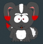 forceswerwolf male skunkhase solo south_park   Rating: Safe  Score: 0  User: GirlsLover  Date: February 16, 2010