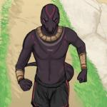 anthro clothed clothing grass half-dressed lizard looking_at_viewer male navel nipples outside red_eyes reptile running scalie shorts solo standing topless uncomfortabledrawingfurries wristband  Rating: Safe Score: 1 User: Knotty_Curls Date: October 05, 2015