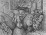 5-d big_feet big_penis blood butt city claws crush dead death dinosaur dragon giant hindpaw human macro male masturbation paws penis scalie size_difference squish talons   Rating: Explicit  Score: 11  User: dragonrump  Date: March 15, 2013