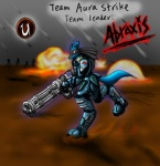 2008 abraxis_(snowfyre) anthro armor black_fur blue_fur canine explosion fur holding holding_weapon jackal lucario male mammal minigun nintendo pokémon red_eyes snowfyre unreal_(franchise) unreal_tournament video_games war weapon   Rating: Safe  Score: 4  User: Finchmaster  Date: January 31, 2014