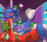 2015 <3 ambiguous_gender blue_body blue_sky_fruit_berry_dragon blush claws cute dragon eyes_closed feral fur open_mouth purple_fur puzzle_&_dragons rao_(artist) red_body red_eyes red_sky_fruit_strawberry_dragon strawberry sweat video_games white_fur wings   Rating: Questionable  Score: 7  User: voldosbt  Date: March 06, 2015