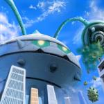 ambiguous_gender building city cosmo_(artist) destruction feral ferroseed ferrothorn machine nintendo not_furry outside pokémon pokémon_(species) robot spikes video_gamesRating: SafeScore: 1User: LoupMouneDate: February 18, 2018