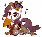 candy clothing costume cross crown cute dress equine female feral flower food friendship_is_magic fur hair halloween hat holidays horn jack_o'_lantern jewelry legwear long_hair mammal my_little_pony necklace open_mouth plant pumpkin purple_hair rarity_(mlp) rose saberdoom simple_background smile solo stockings tongue unicorn white_background white_fur  Rating: Safe Score: 7 User: Deatron Date: September 30, 2013