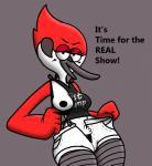anthro avian beak bird black_nipples breasts cartoon_network clothed clothing edit female hi_res margaret nipples regular_show skullman777 solo teknikolor  Rating: Questionable Score: 7 User: Skullman_777 Date: February 20, 2016