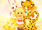 cat checa cheetah cub daughter feline female kneeling lagomorph machine mammal mechanical necklace nurse rabbit ribbons robot rubber sibling sister skirt tetetor-oort tirol vanilla_(tetetor-oort) wings young   Rating: Questionable  Score: 4  User: DSR1337  Date: April 23, 2014