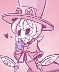 <3 black_eyes blush bow_tie clothing condom condom_in_mouth fangs female flat_chested hat human mammal not_furry peacock_(skullgirls) simple_background skullgirls solo young   Rating: Safe  Score: 10  User: Lividus  Date: July 12, 2014