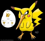 acru_jovian alpha_channel ambiguous_gender avian beak bird claws fakémon feral hybrid mammal nintendo pikachu plain_background pokemon_fusion pokémon rodent transparent_background video_games zapchu zapdos   Rating: Safe  Score: 0  User: Acru  Date: January 11, 2014